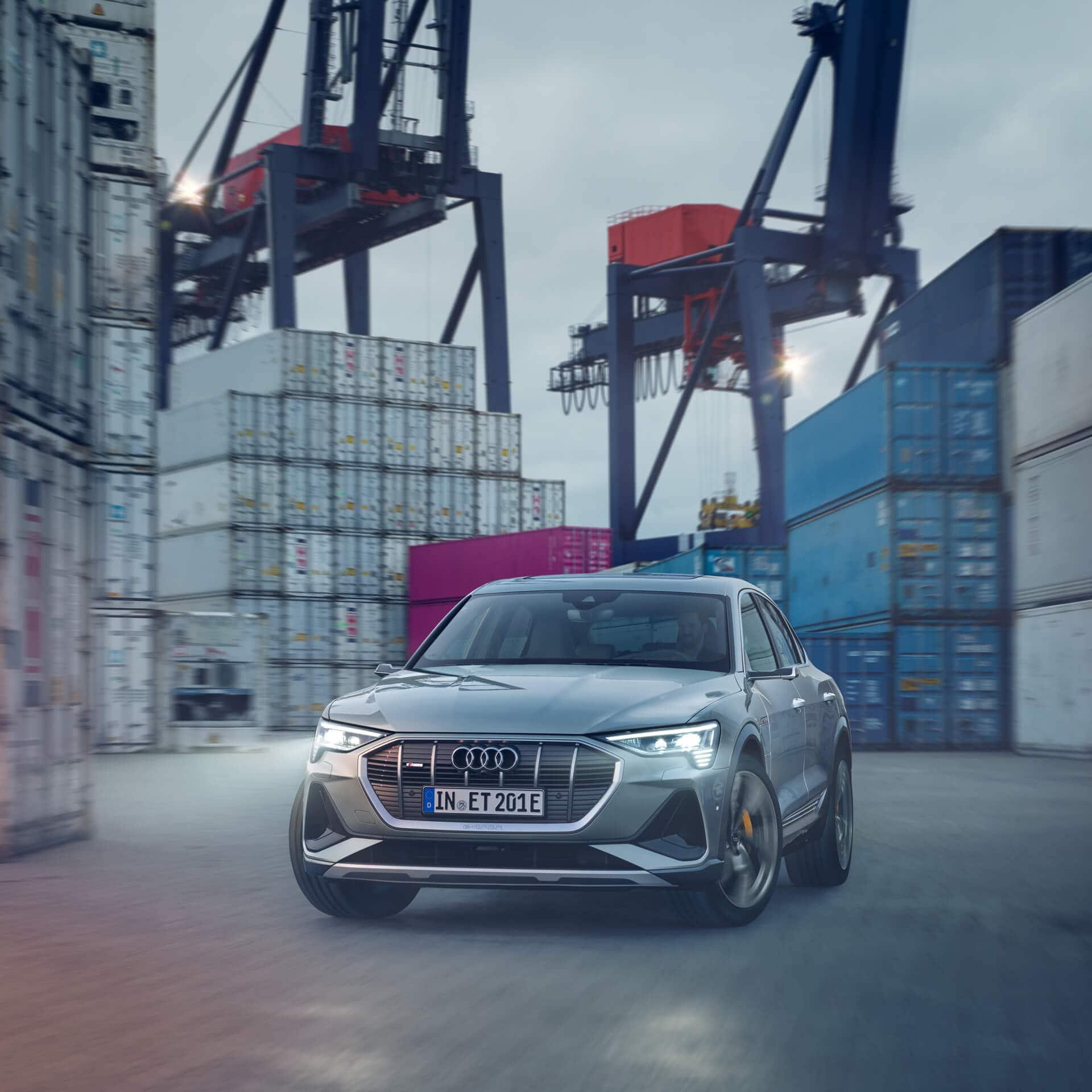 Audi E-tron Sportback. Deportividad Eléctrica